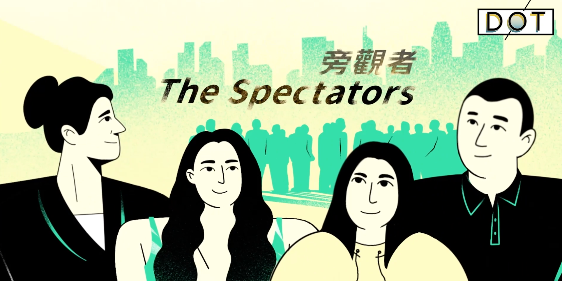 Silver Lining beyond HK Chaos | The Spectators