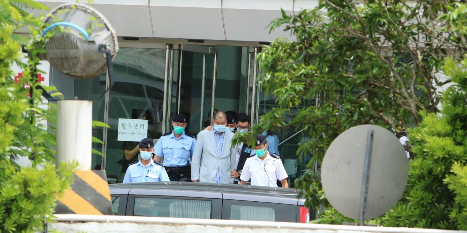 警方獲搜查壹傳媒法庭手令 有效期至9月6日