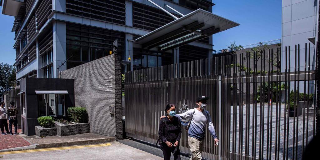 入境處嚴厲譴責失實報道 青山灣中心羁留者待遇如常