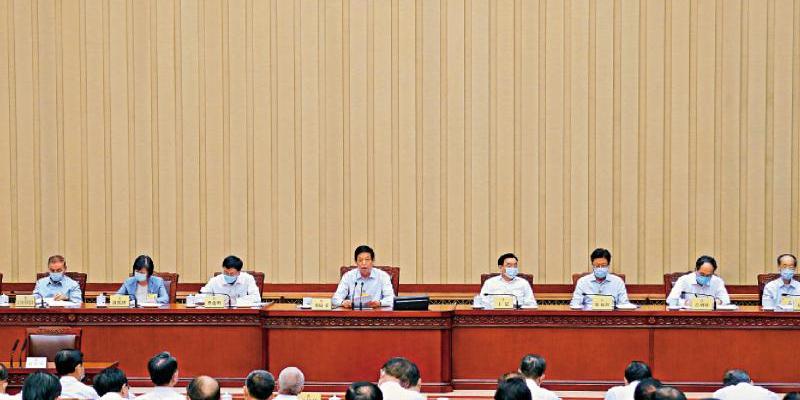 陳卓禧:現屆立會繼續履職突顯中央依法治國