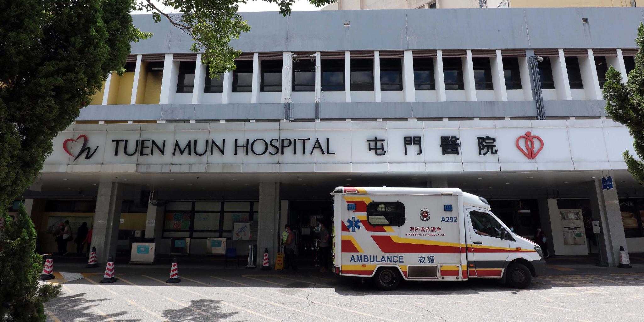 康和88歲女院友不治 本港64人染疫亡