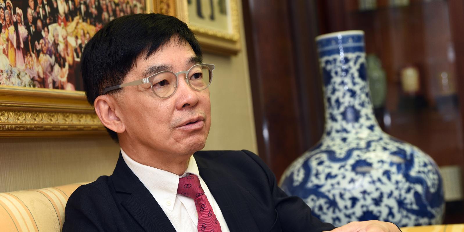 李秀恒:警察福利基金資產管理銀行變動與政治無關