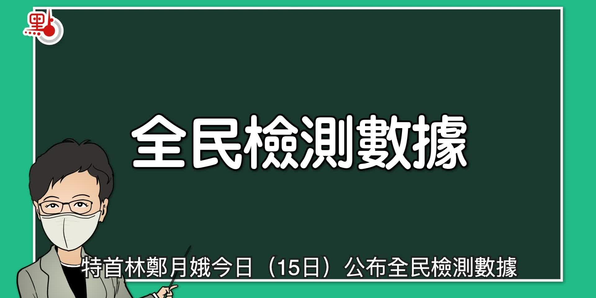 42名隱形病人現身 全民檢測圓滿結束【動畫】