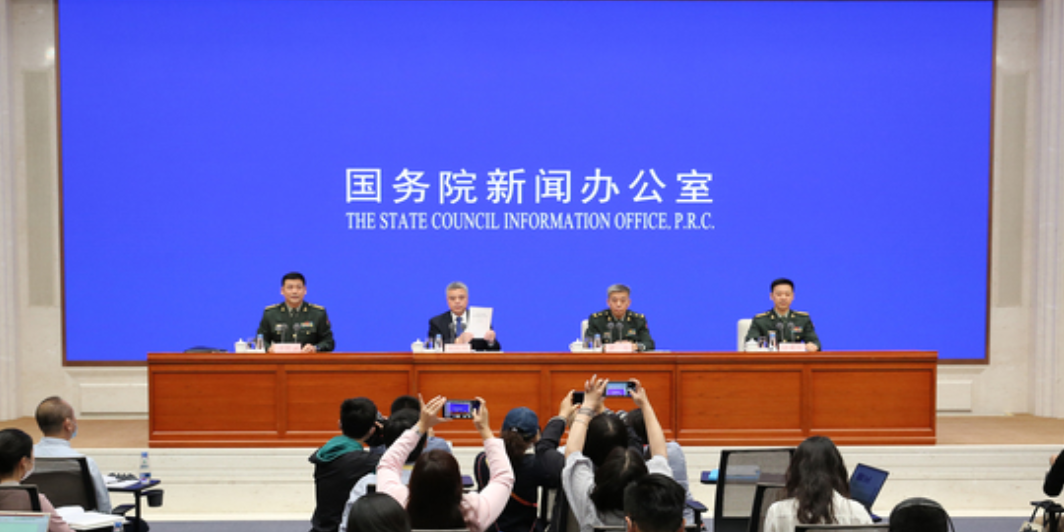 國新辦: 中國軍隊參加25項聯合國維和行動 16名官兵犧牲