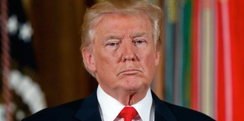 爭大法官席位  特朗普:最晚周六公布候選名單