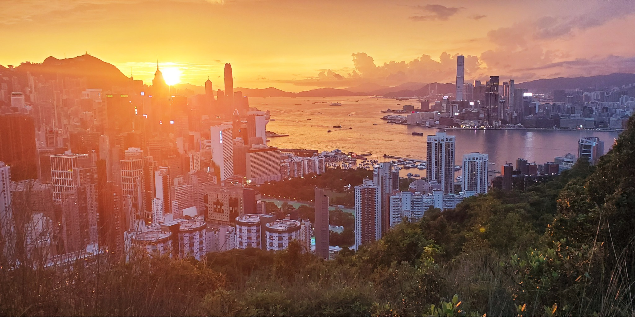 Trail Running or: How I learned to stop worrying and fall in love with Hong Kong again