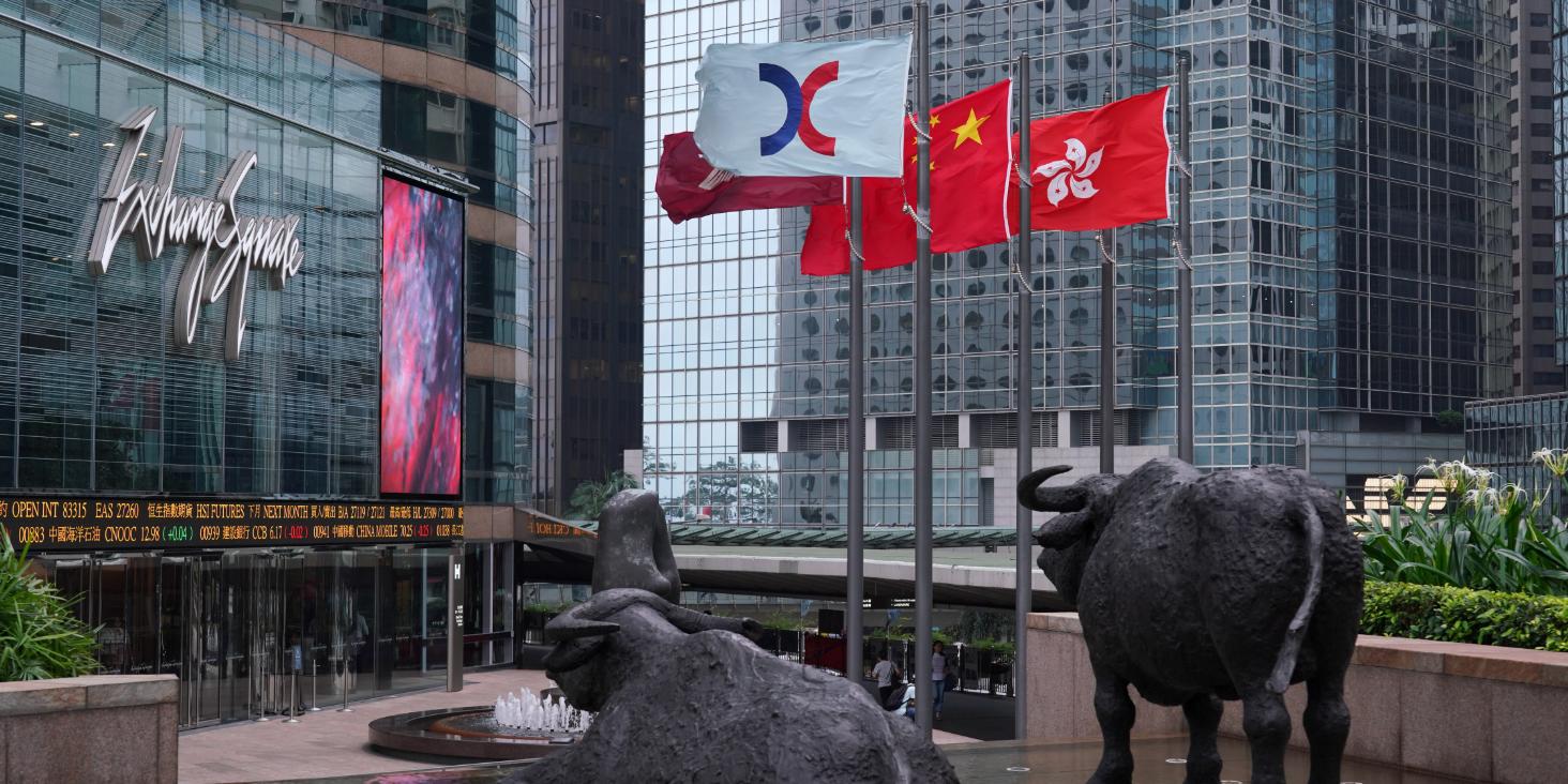 德勤料香港全年新股集資額近4000億 有望全球排第二