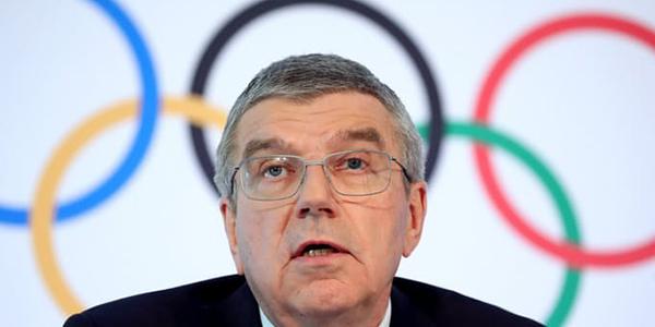 巴赫:疫情限制下亦能安全舉辦東京奧運會