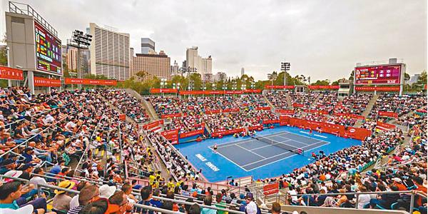 2020年香港網球公開賽取消