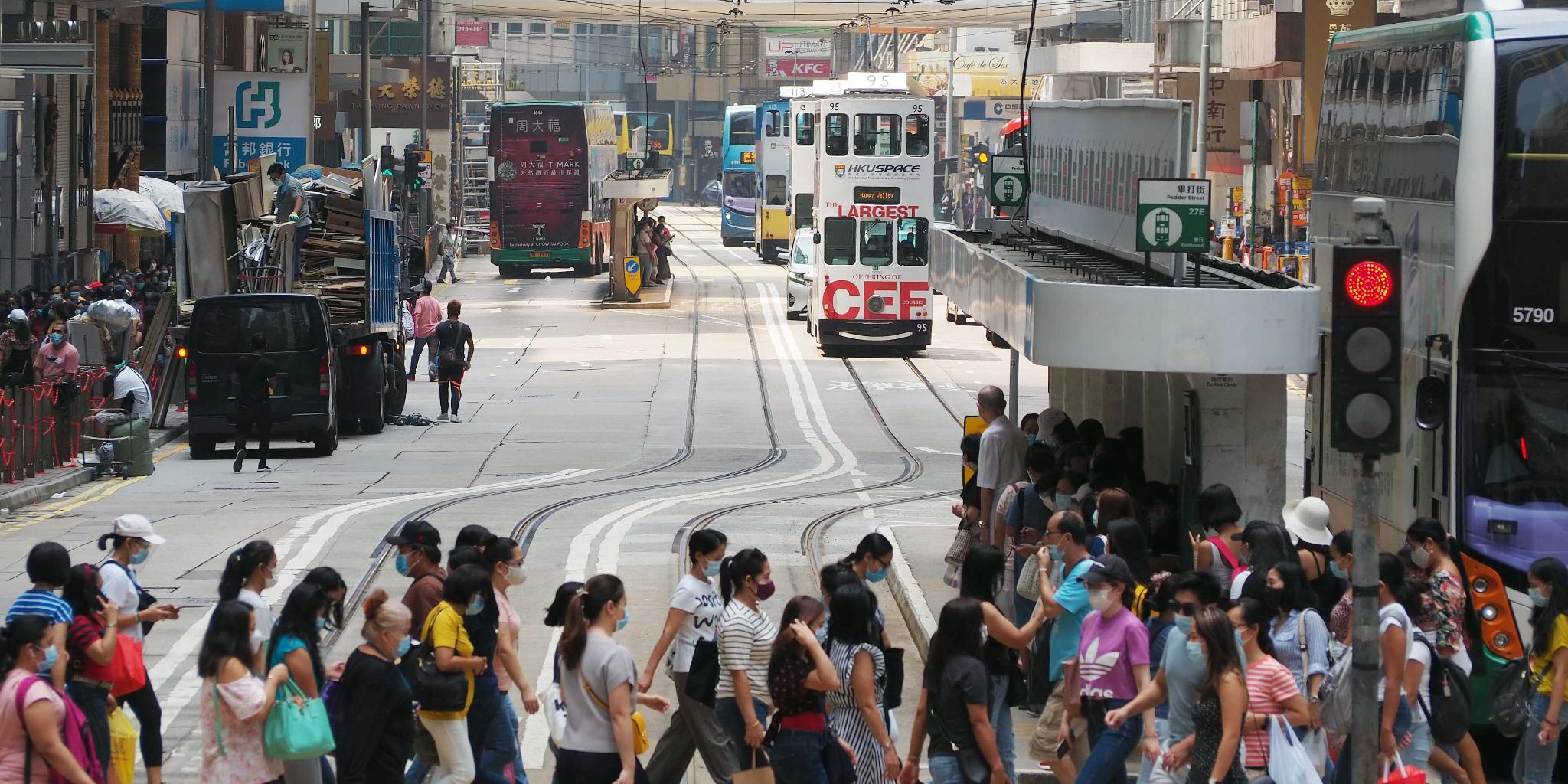 消息: 本港今日新增2宗確診 連續6日個位數