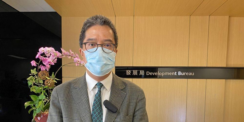 黃偉綸料臨時醫院4個月內建成  提供逾800張負壓病床