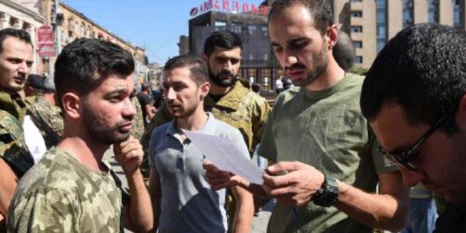納卡衝突升級 亞美尼亞擬承認納卡地區獨立