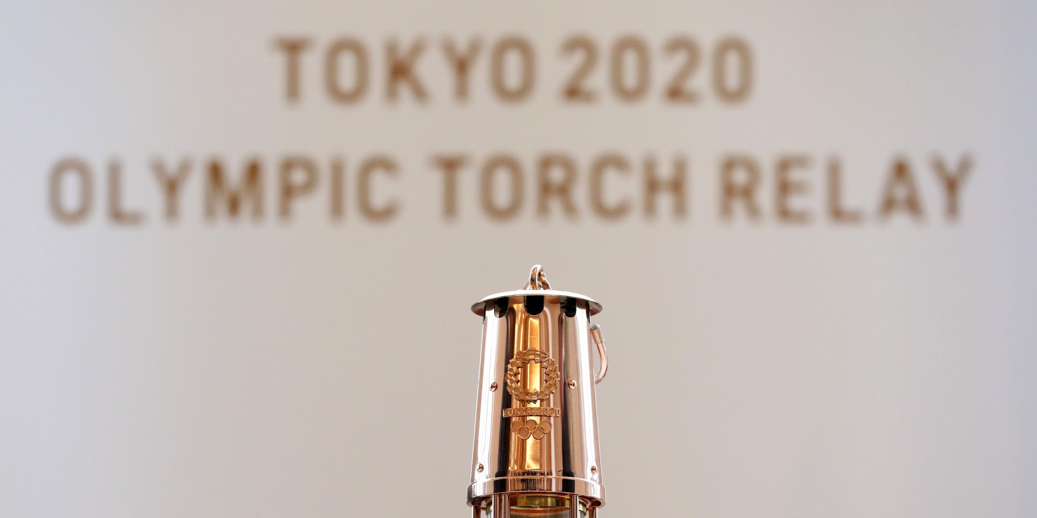 東京奧組委:奧運聖火傳送定於明年3月