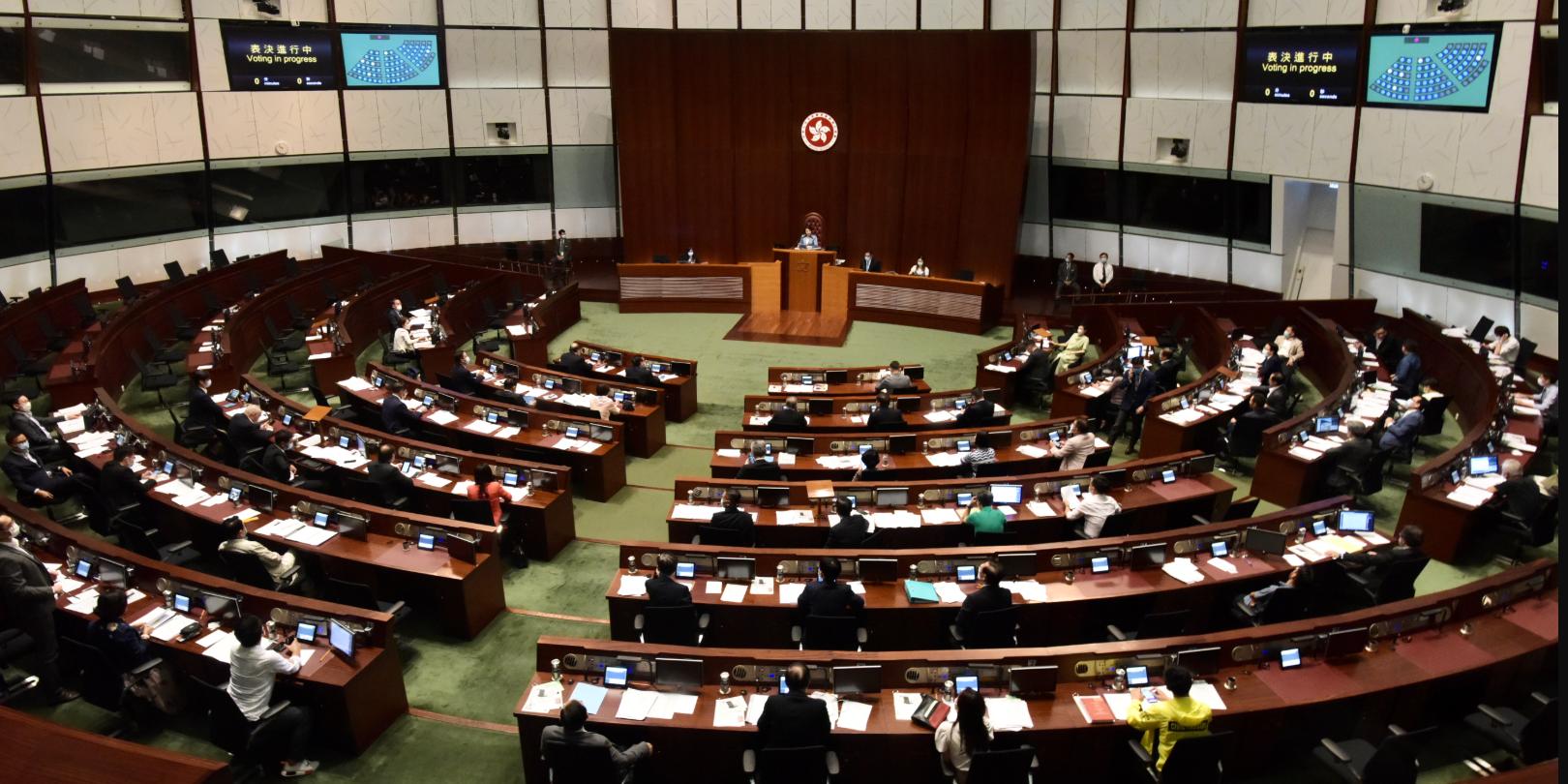 調查:近六成受訪者指被DQ議員無資格延任