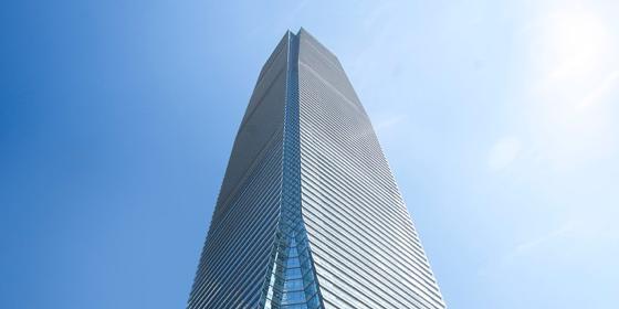 環球貿易廣場成全港首個獲BREEAM頒綠色建築物獎