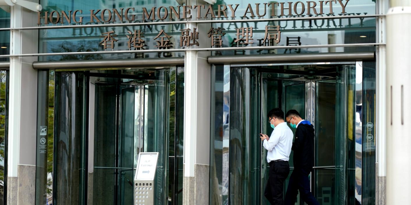 港元走強 金管局向市場注入76億港元