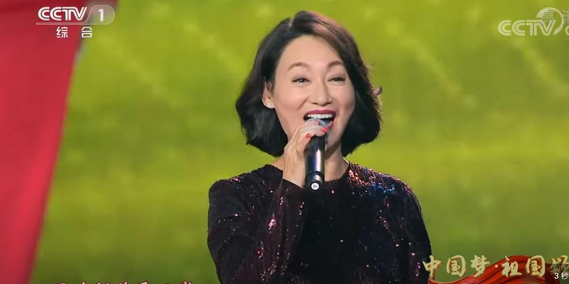惠英紅任達華登台央視  獻唱《我的祖國》
