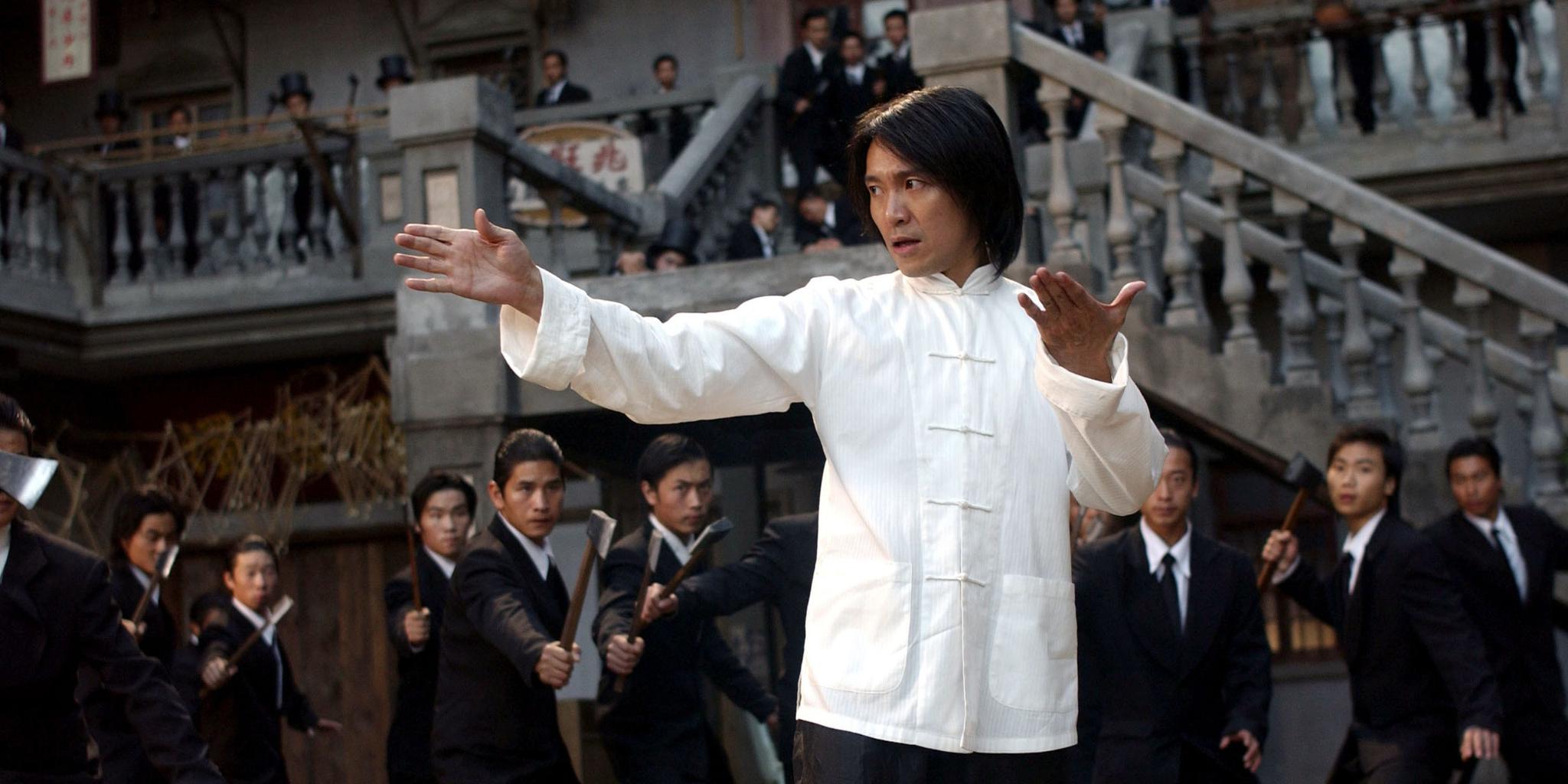 Peel the Onion|Masters of HK Cinema: Stephen Chow