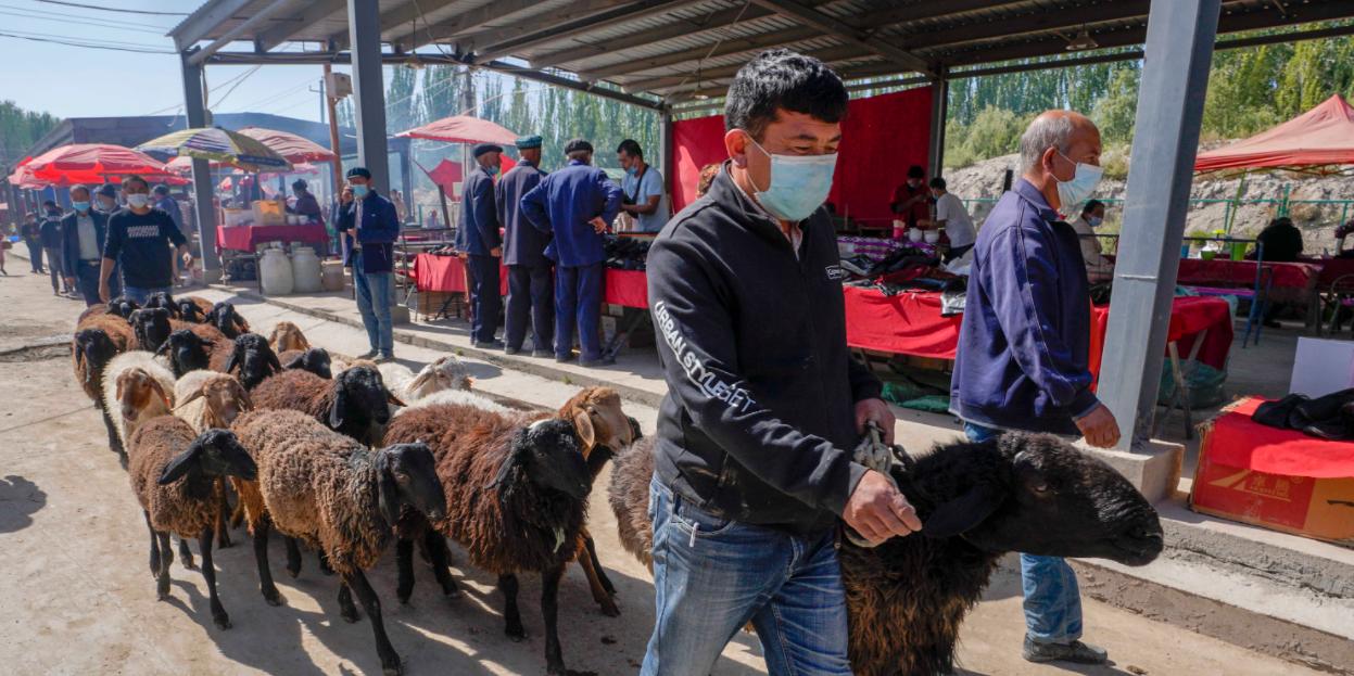 新疆喀什新增137宗無症狀感染 當地啟動一級響應