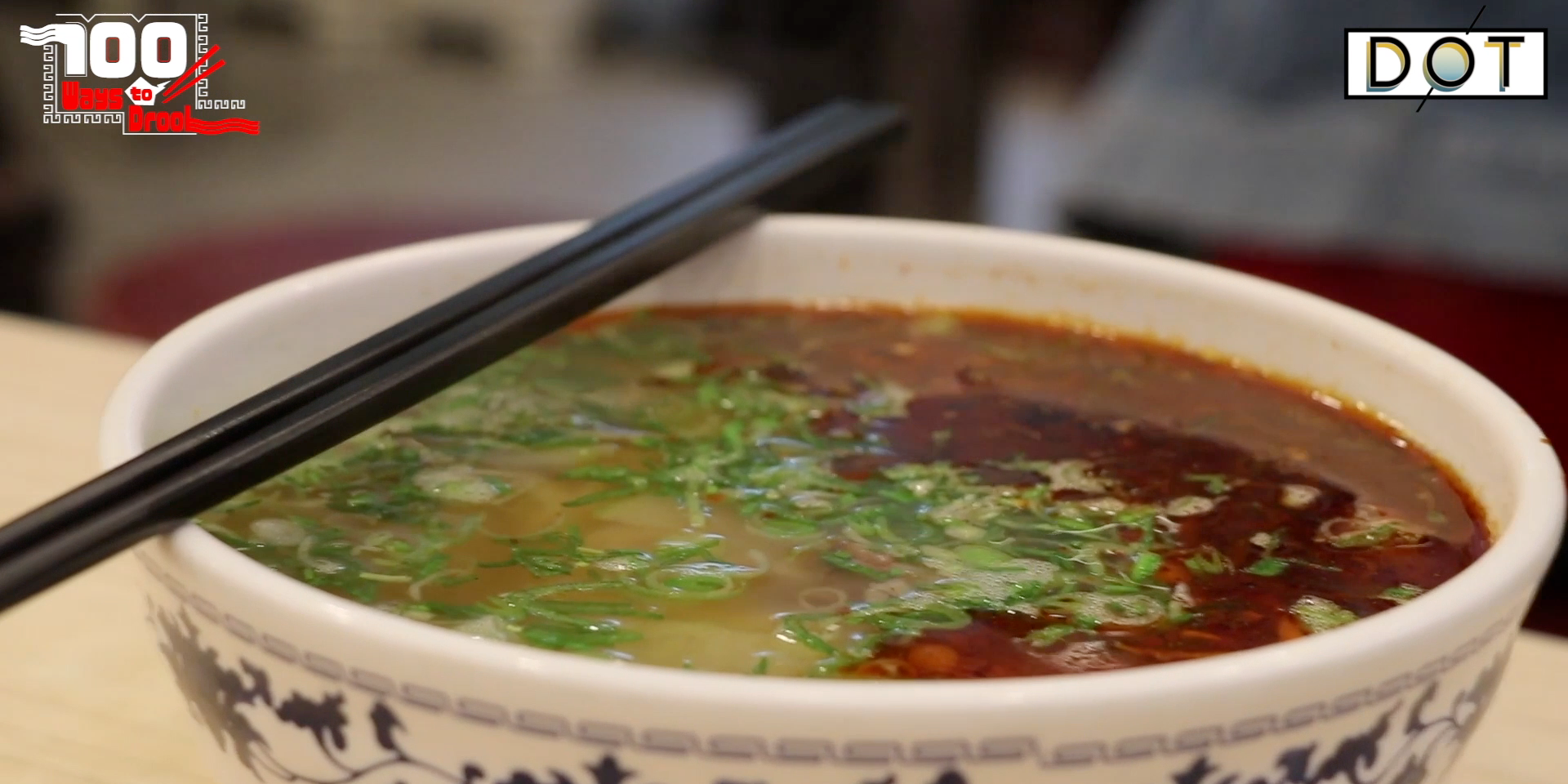 100 Ways To Drool|Lanzhou Beef Noodles