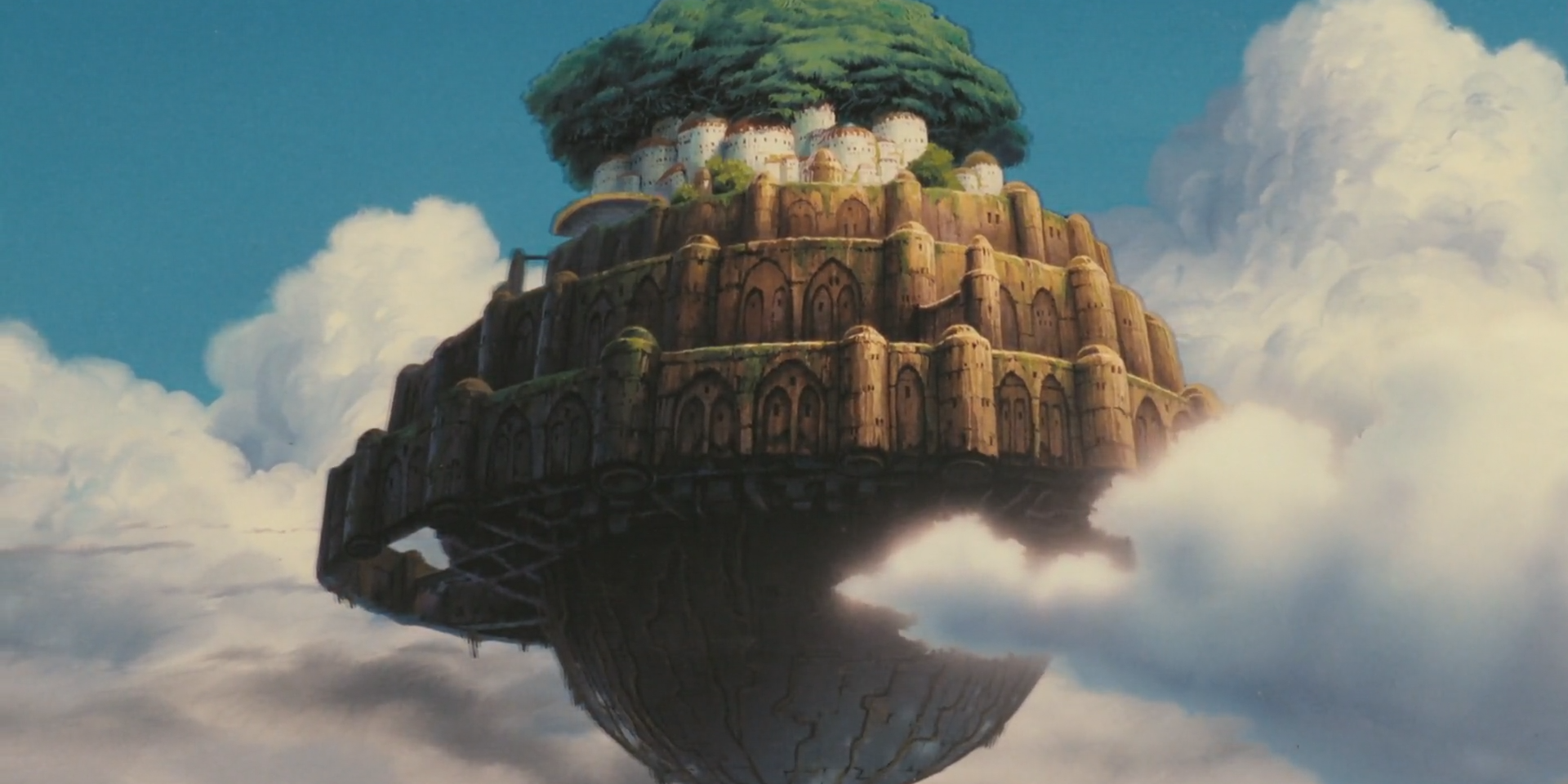 Peel the Onion|Entering the World of Studio Ghibli