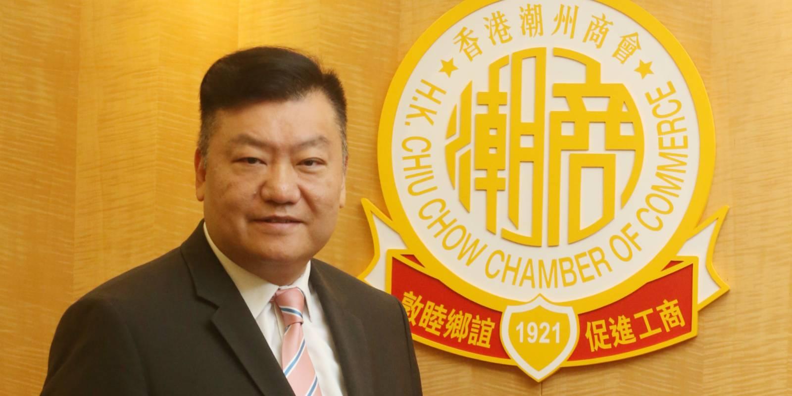胡劍江:五中全會擘畫藍圖 香港前途更加美好
