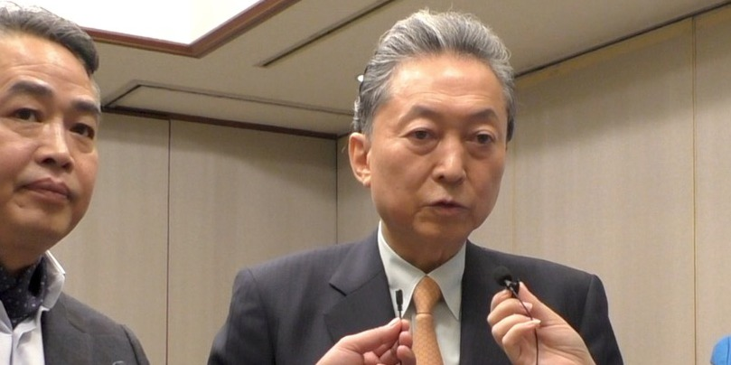 Predicting Japan-China relations, hoping HK to benefit from Greater Bay Area: Former Japan's PM Hatoyama