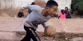 OMG | Basketball makes Chinese mountain boys' dream come true