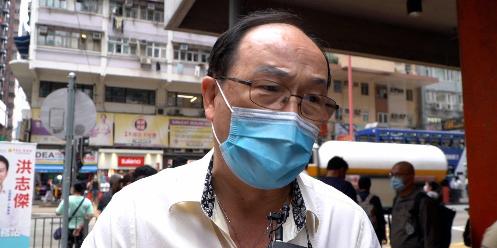 街訪 | 市民:有無反對派不重要 理性為香港解決問題就可以