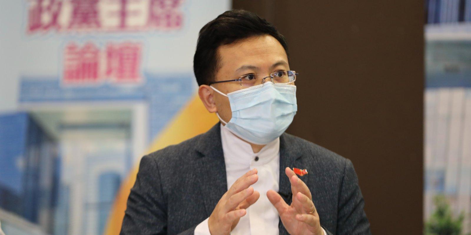香港政黨主席論壇|建制政黨籲政府推強制檢測  嚴防境外輸入