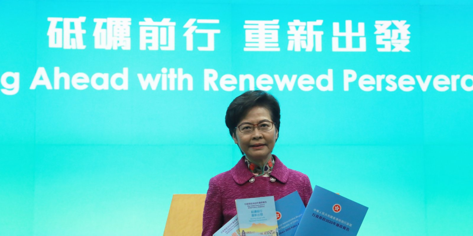 香港友好協進會:施政報告體恤民情  助香港再展活力