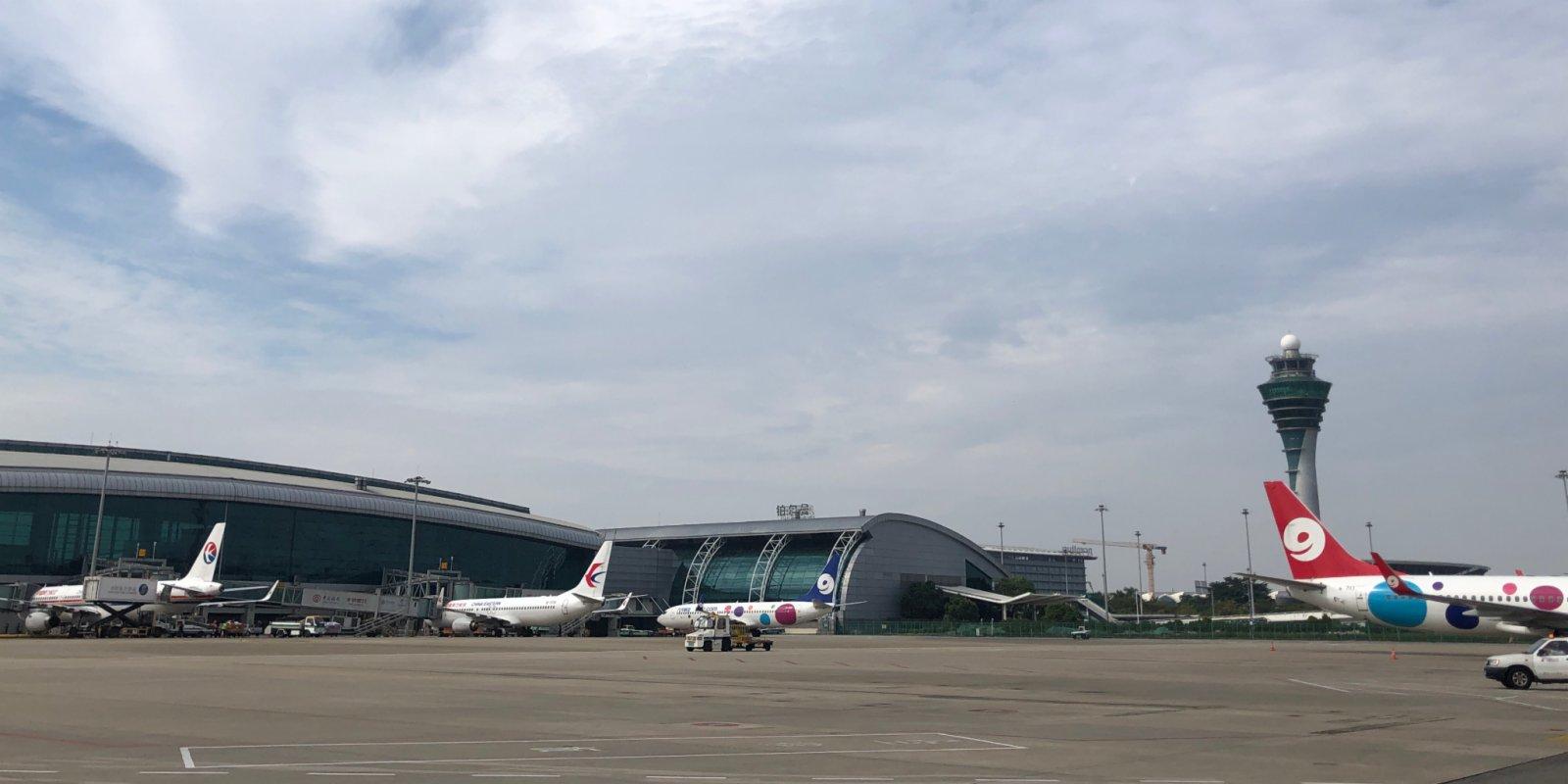 港澳穗深珠5機場  推動構建「大灣區機場聯盟」