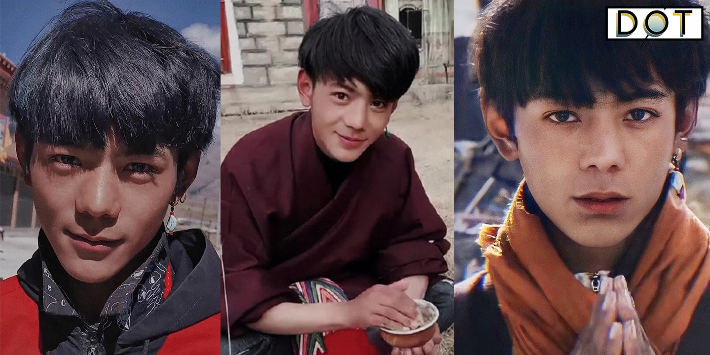 Serendipity | Beyond Ding Zhen sensation: Tibetan boy conquers netizens' hearts with pureness and rugged sweet smile