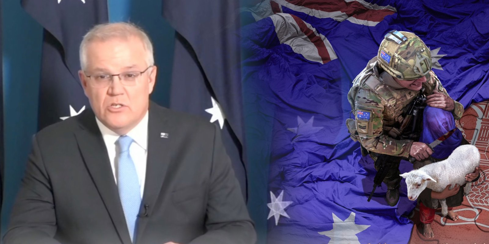 Watch This | Australian PM takes aim at Chinese caricature instead of self-examination of war crime