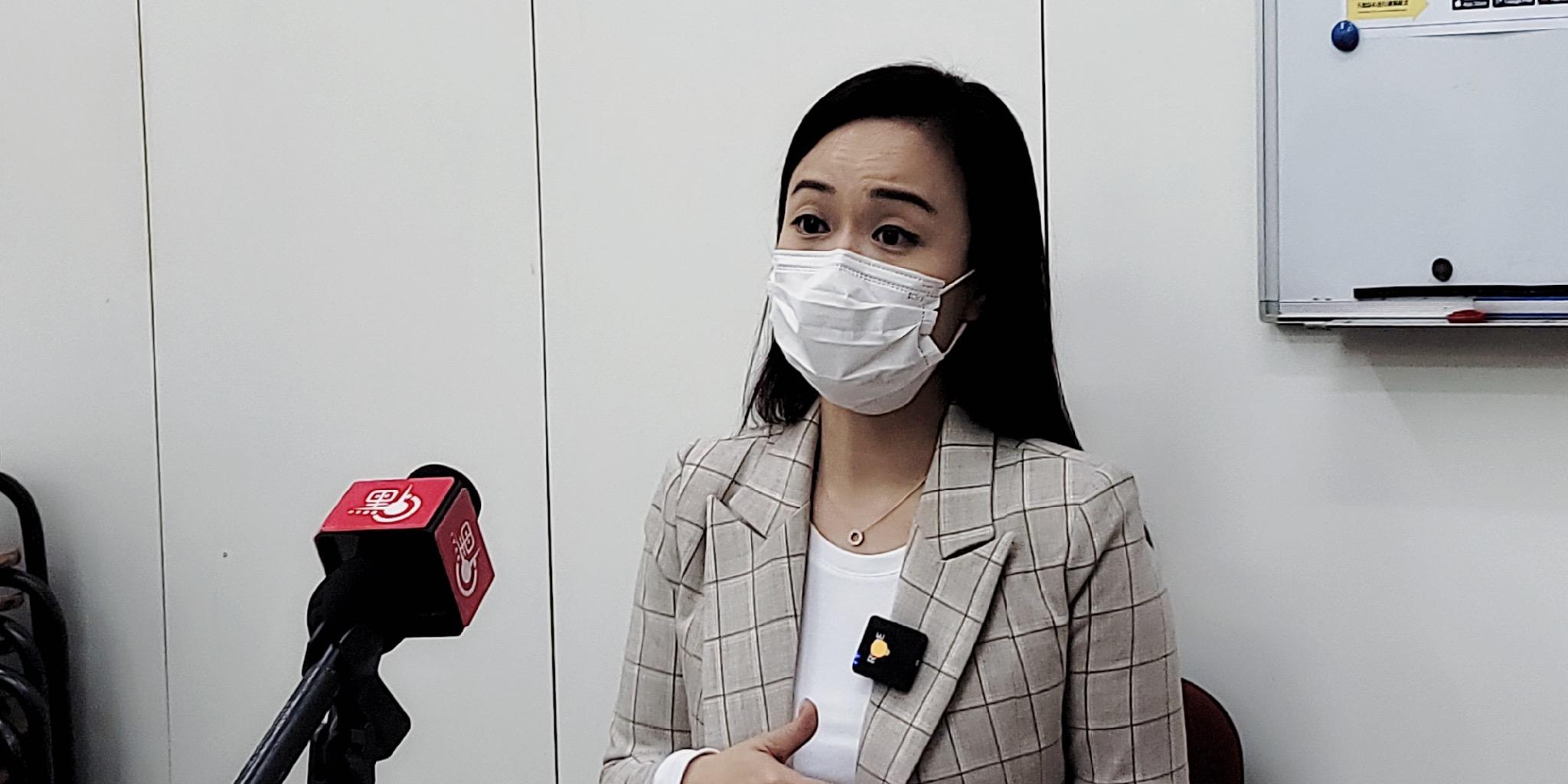【點仔周記】違限聚令等罰款增至5千   陳凱欣:應加強執法和市民配合