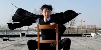 OMG   China's most creative visual tricks