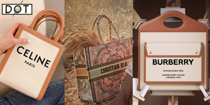 Serendipity | The wisdom of have-it-all: 4 eye-catching canvas bags to embrace the New Year