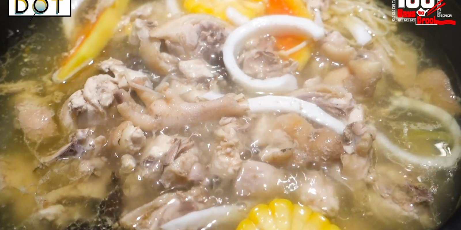 100 Ways To Drool | Soothing and heart-warming delicacy: Hainan Coconut Chicken Hotpot