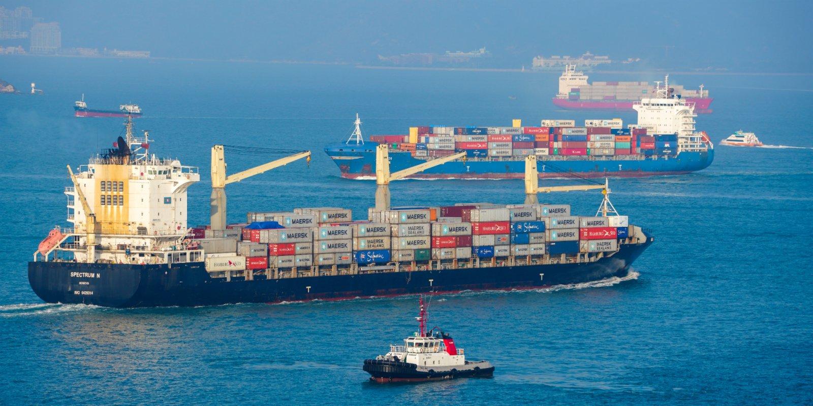 本港去年11月進出口貨量齊升 出口升6.2%