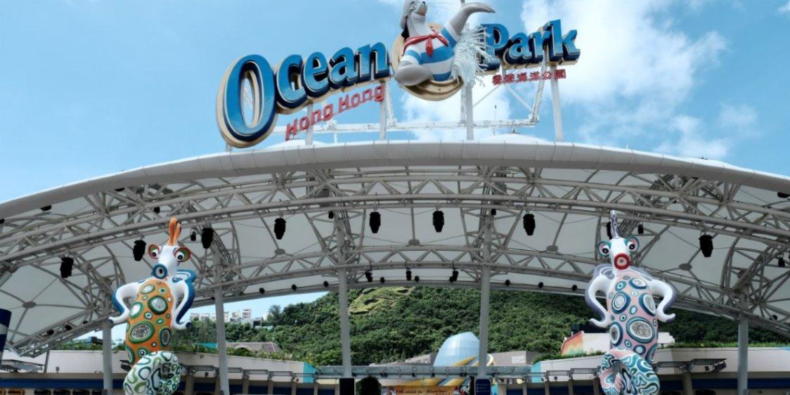 邱騰華:海洋公園撥款是保育專款專用