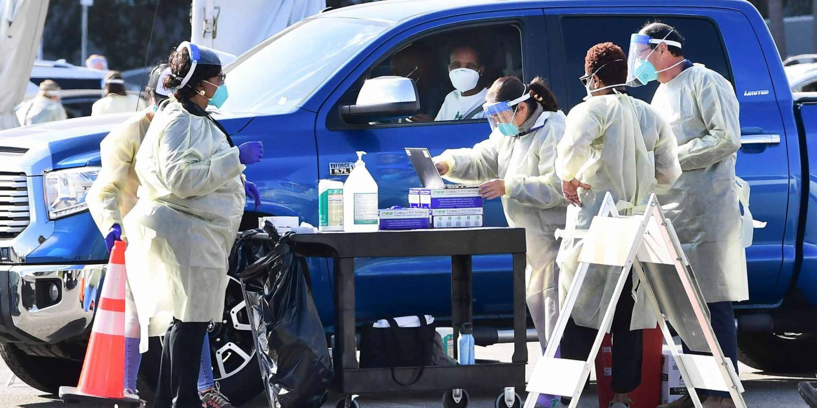 Nearly 9 in 10 Americans say the COVID-19 pandemic is not controlled: Washington Post