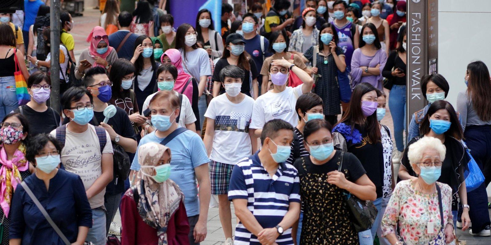Coronavirus   HK reports slight decrease with 70 new cases, 63 local