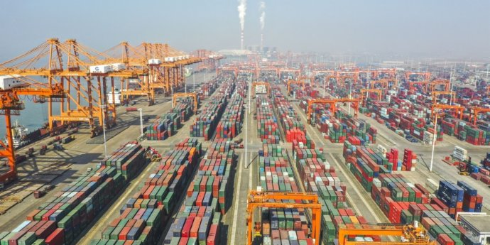 China says to sign free trade agreements with more partners: ministry