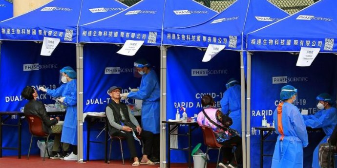 Coronavirus   COVID-19 claims 1 more as HK sees 61 new infections
