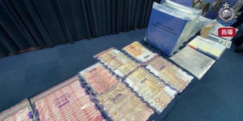 警破投資騙案拘7男女 182人上當涉款1.1億元
