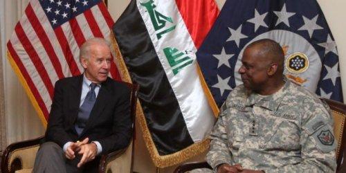 美參議院確認奧斯汀將出任美國防部長