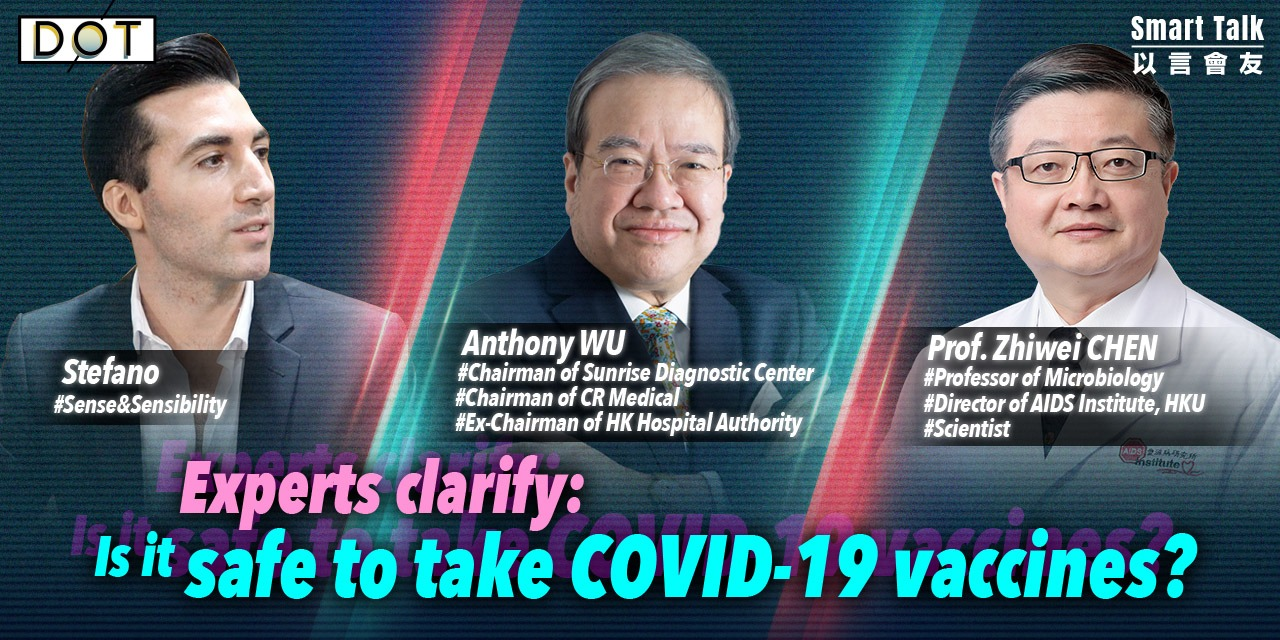 Smart Talk | Experts clarify: Is it safe to take COVID-19 vaccines?