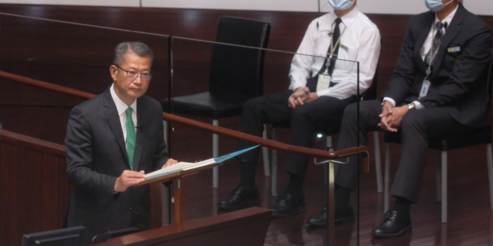 Budget | Deficit estimated at HK$101.6 bn in 2021/22 financial year