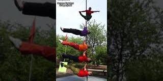OMG |Kung Fu Grandpas/Grannies:Unbelievable acrobatic morning workouts