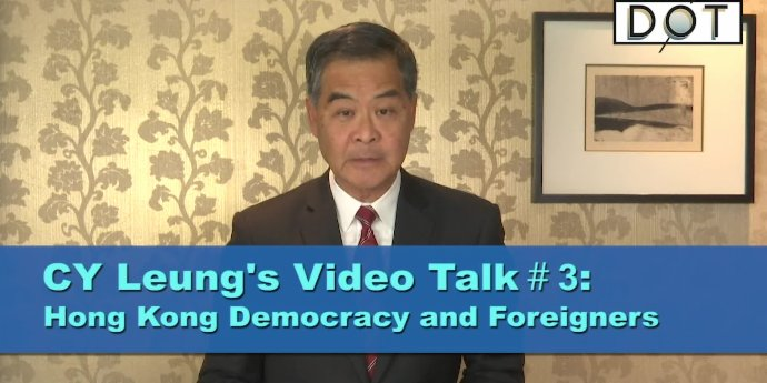 Opinion | Hong Kong democracy and foreigners
